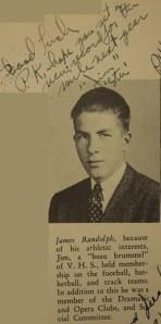 Verona High School Class of 1941 Yearbook